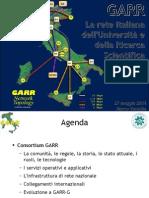 GARR - La rete italiana dell'Università e della ricerca scientifica