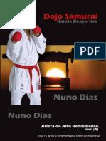Karate Desportivo - Dojo Samurai