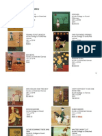 Molly Hill Exhibits List