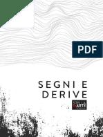 Catalogo XVIII edizione  Segni e derive