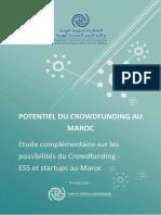 Crowdfunding Et Startups Au Maroc