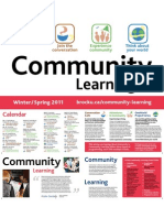 Community Learning Brochure FINAL LOW RES