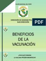 PRESENTACION BENEFICIOS DE VACUNACION