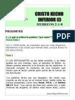 LECCION 3 HEB 2 1-8