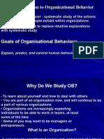 Organisation Behaviour ppt.