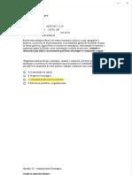 APOL 5 NOTA 100 Administração Estratégica Análise Econômica ADMINISTRAÇÃO UNINTER _ Passei Direto