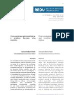 Concepciones Metodologicas y Practica Docente