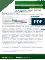 Inscrições Abertas Para Bolsas de Apoio à Permanência Do Estudante — Instituto Federal Da Paraiba IFPB
