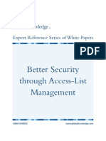 Access List White Paper