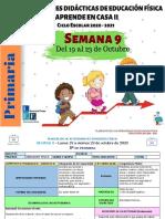 5°y 6° Primaria EF Semana 9-LEF Antonio Preza