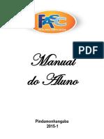 Manual do Aluno FASC