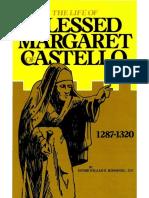 The Life of Blessed Margaret of Castello - Rev. Fr. William R. Bonniwell
