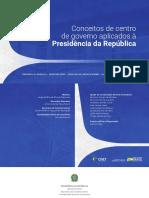 eBook - Conceitos de Centro e Governo - Isbn