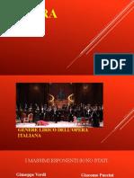 L'Opera Seria