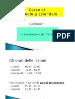 I - Presentazione Del Corso Ed Attività Economica (2)