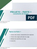 Projeto - Parte 1