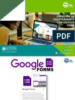 Guia Creacion de Cuestionarios con Google Form-