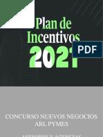 Concurso ARL Pymes Julio - Septiembre de 2021