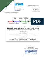 Procedura UT ISO
