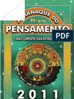 Almanaque do Pensamento - 2011