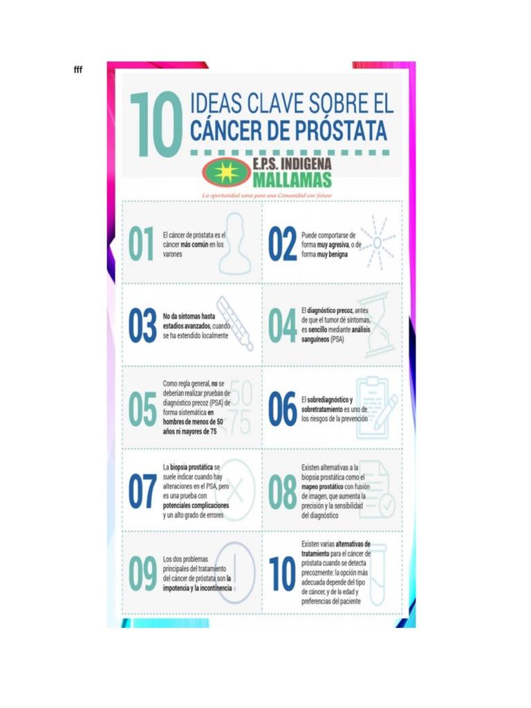 cancer de prostata prevencion