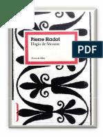 Pierre Hadot Elogio de Socrates Pags 18 32