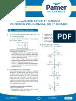Álgebra Pamer San Marcos (Academias)