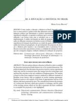 Ensaio sobre a educação a distância no Brasil