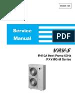 daikin vrv iii reyq p service manual leak hvac rh scribd com daikin vrv 3 service manual pdf daikin vrv 3 service manual download