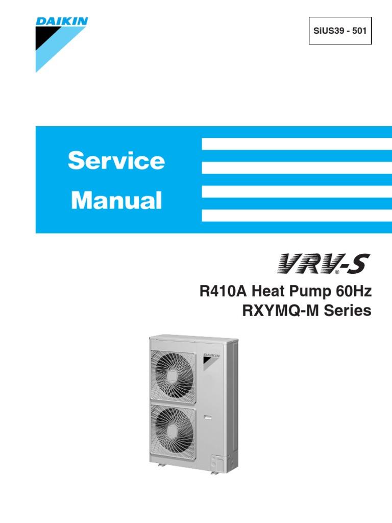 Daikin ftxr28ev1b r410a split series manuals.