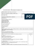 Plano de Ensino ACT045 Hematologia Biomedicina Ensino Remoto 2021-1