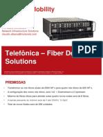 Solução MotorolaFiber Deep 2013