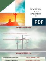 Doctrina de La Salvación - La Santificación