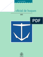 LIBRO LISTA BUQUES 2005