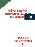 PRESENTACION AUDITOR INTERNO DE CALIDAD