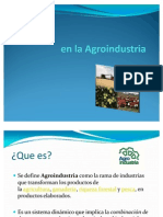 Aplicación de Materiales en la Agroindustria