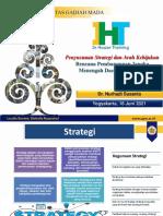 Strategi Dan Arah Kebijakan RPJMD NHS Juni 2021