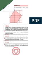 Prova de matemática 2 (com respostas justificadas)