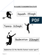Petes-Badminton-Guide
