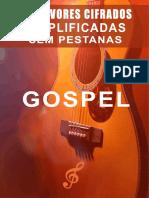 10 Louvores Gospel Cifrados Simplificados - Com Ritmos