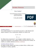 VariablesAleatorias