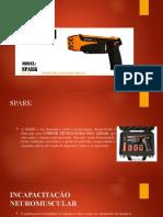 Spark - Arma de Choque