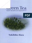 Green Tea. Health Benefits and Applications