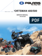 9925718 2014 Polaris Ranger 6X6 Service Manual | Transmission