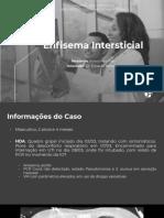 Enfisema intersticial