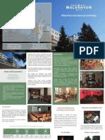 Grand Hotel Balvanyos - Obiective turistice si activitati