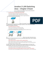 CCNA3 - Exam 2 de pe net