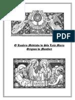 O Rosário Meditado de São Luís Maria Grignon de Montfort