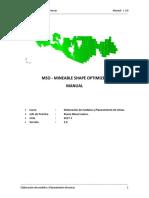 MSO - Manual
