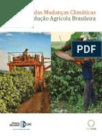 Impactos das Mudanças Climáticas na Produção Agrícola Brasileira